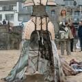 st-ias-dress-porthmeor-beach-sculpture